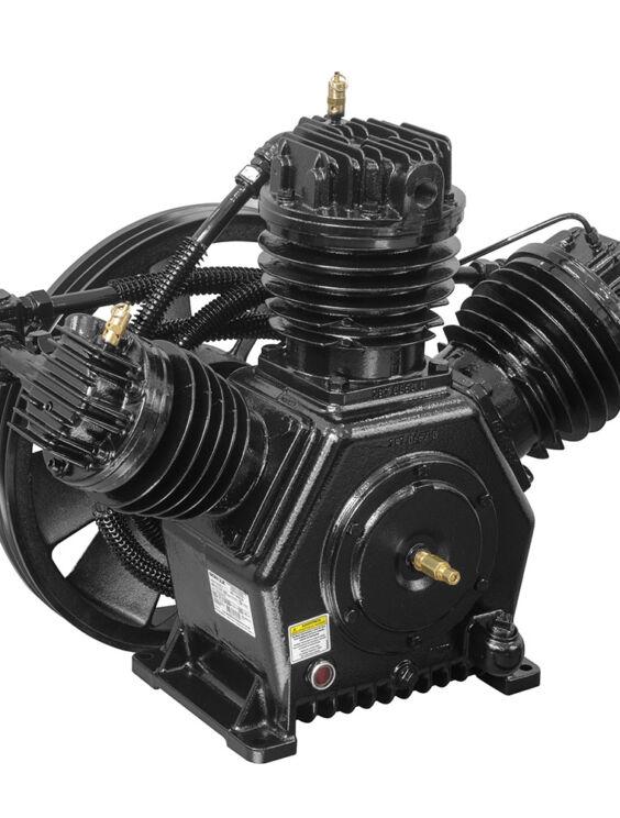 18CFM MSL-18 MAX Replacement Cast Iron Air Compressor Pump
